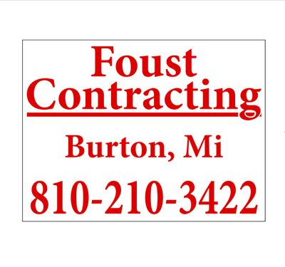 Avatar for Foust Contracting Burton, MI Thumbtack