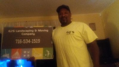 Avatar for GJ's Landscaping and Moving LLC. Niagara Falls, NY Thumbtack