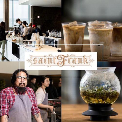 Saint Frank Coffee Shop