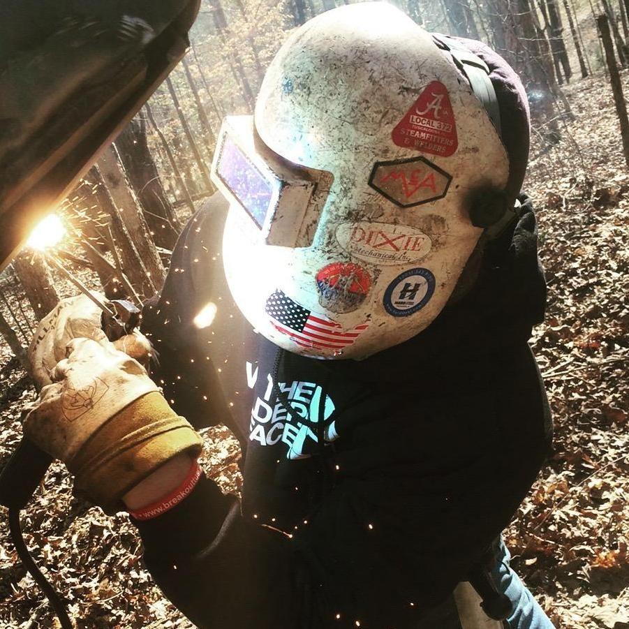 Whites welding