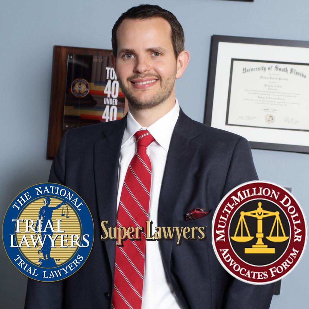 Michael Perenich Personal Injury Lawyer