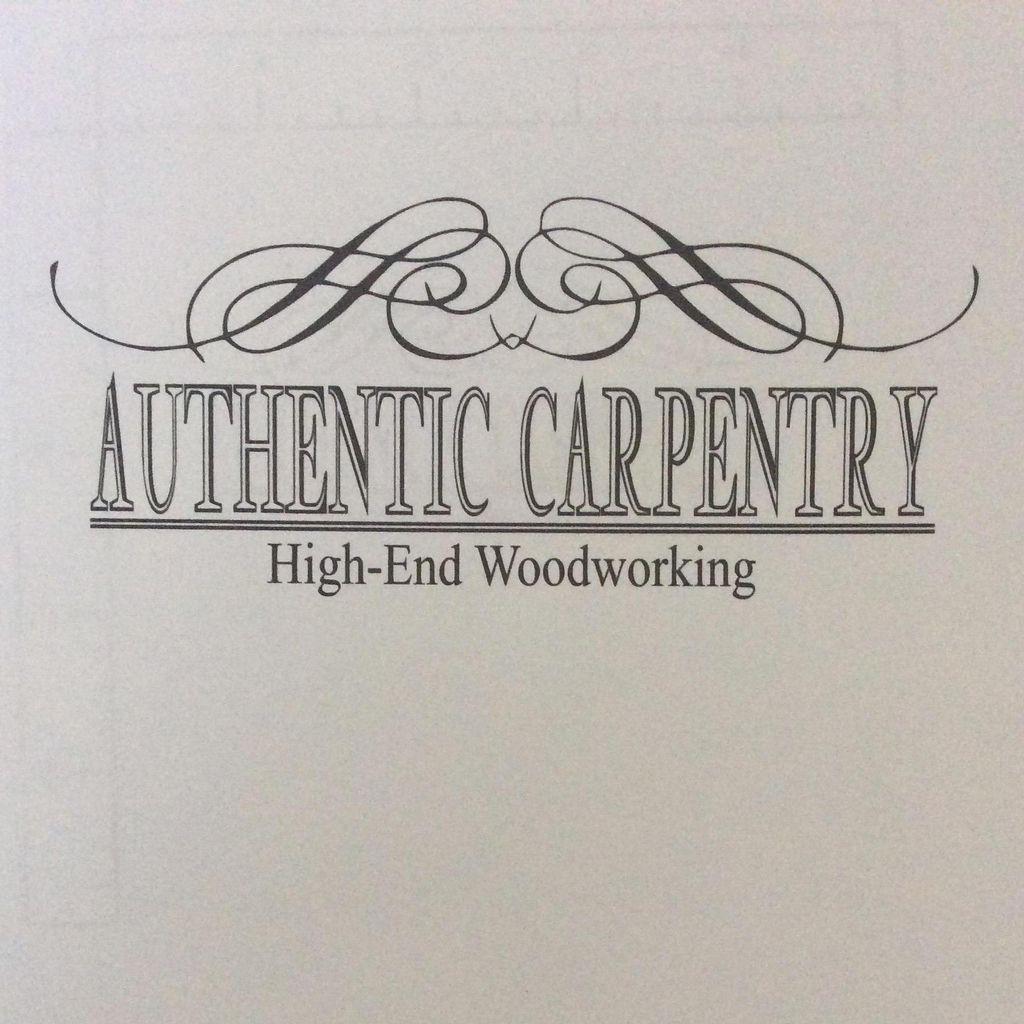 Authentic Carpentry