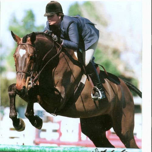 Top Hunter and Jumper Rider and Teacher Sheri Moser