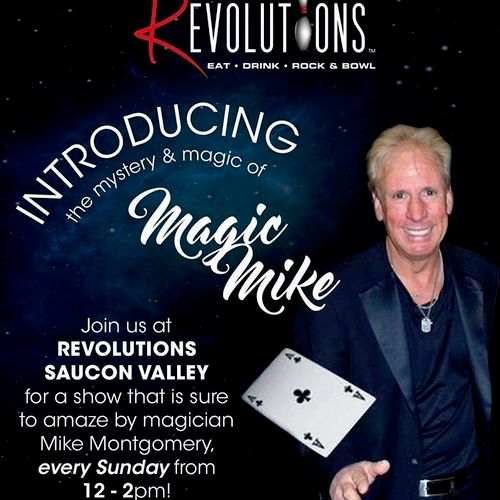 Magic weekly in the Lehigh Valley!