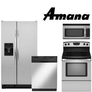 Founded in 1934, Amana was once exclusively a leading commercial walk-in freezer manufacturer. In 1947, Amana then entered the home appliance industry with the introduction of the first upright freezer. Two years later, Amana introduced the side by side refrigerator and freezer. Today, Amana is a leading home appliance manufacturer that builds HVAC equipment as well as many different models for the kitchen and laundry room.