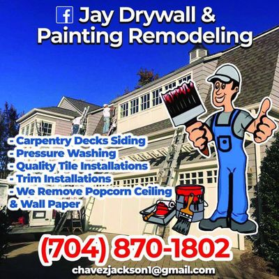 Avatar for Jay Drywall Painting Remodeling