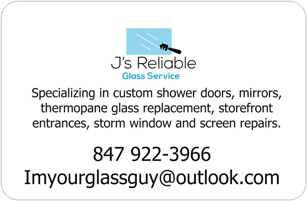 J's Reliable Glass Service