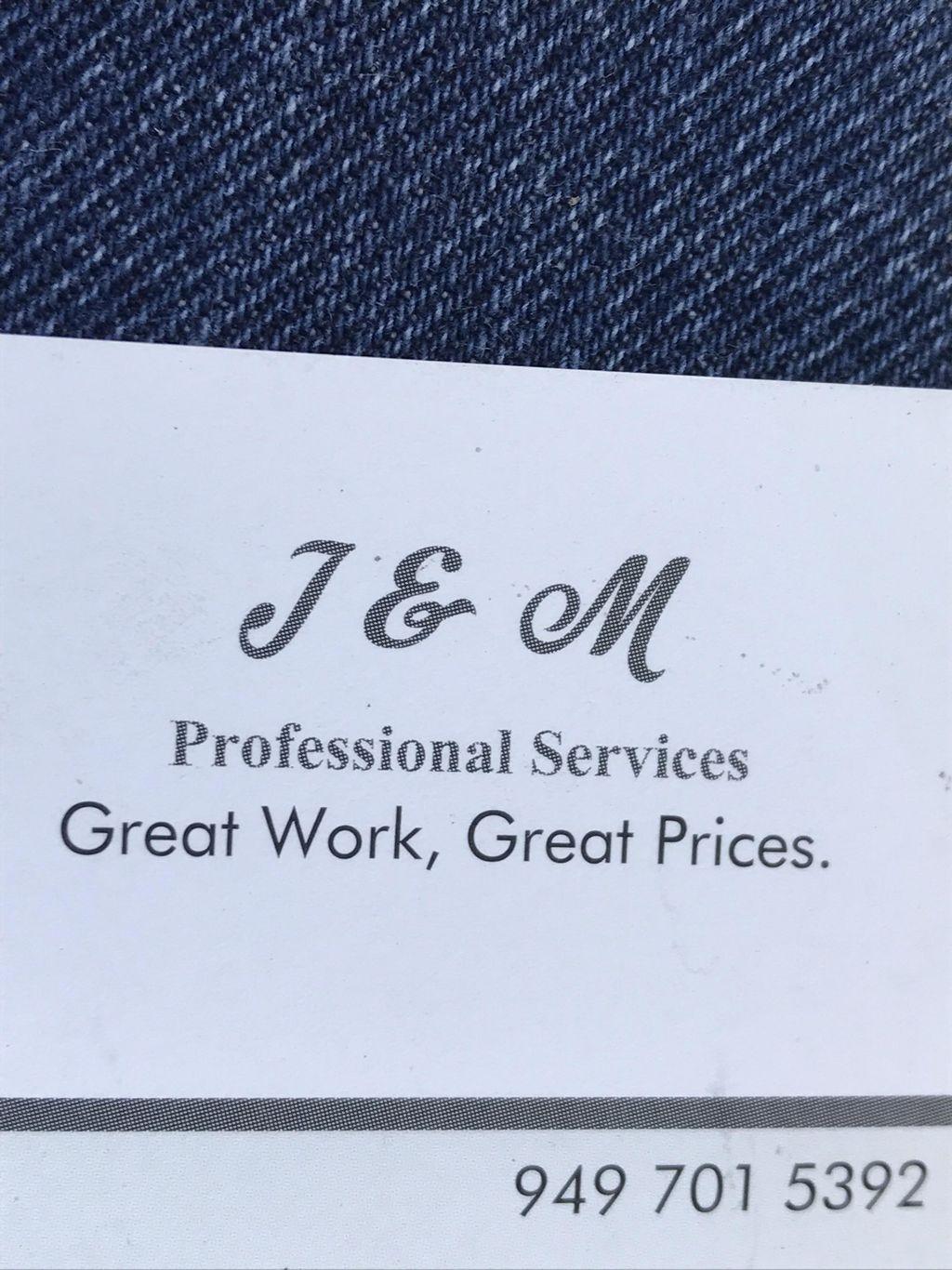J & M Professional Services