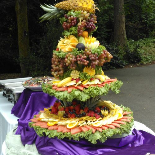 Great for summer partys or weddings
