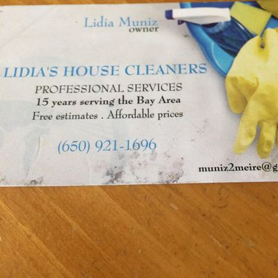 Avatar for Lidia's House Cleaning