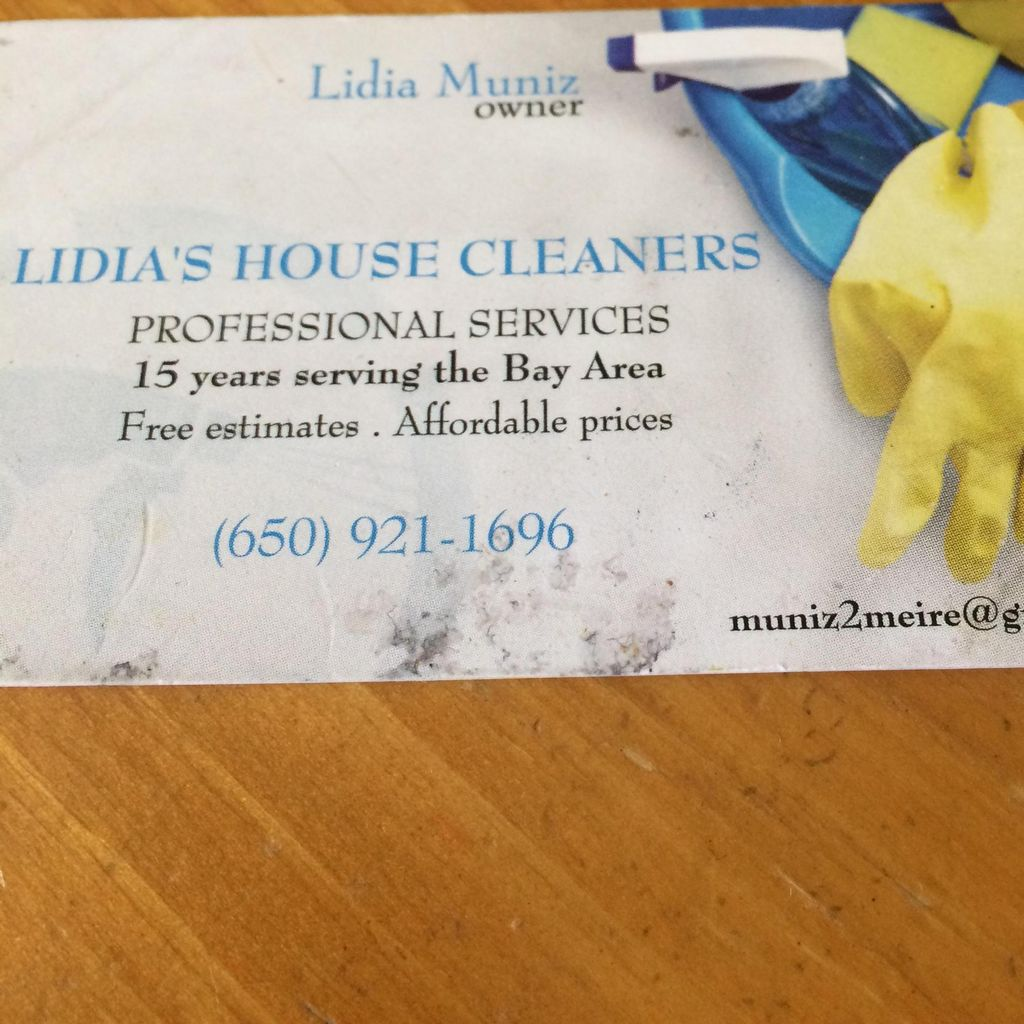 Lidia's House Cleaning
