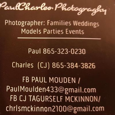 Avatar for PaulCharles Photograghy Knoxville, TN Thumbtack