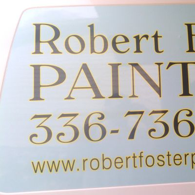Avatar for Robert Foster painting