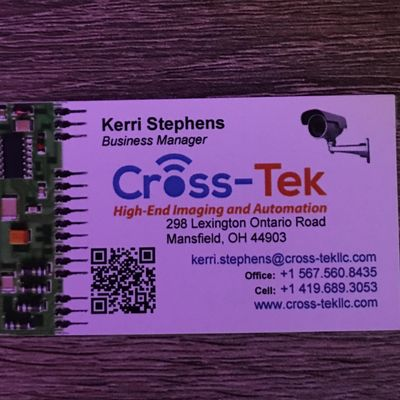 Avatar for CrossTek LLC Mansfield, OH Thumbtack