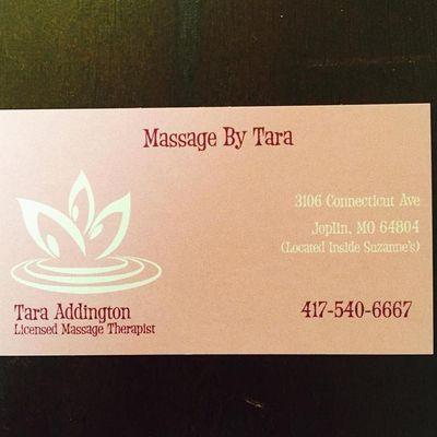 Avatar for Massage By Tara Joplin, MO Thumbtack