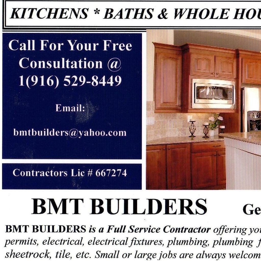BMT Builders