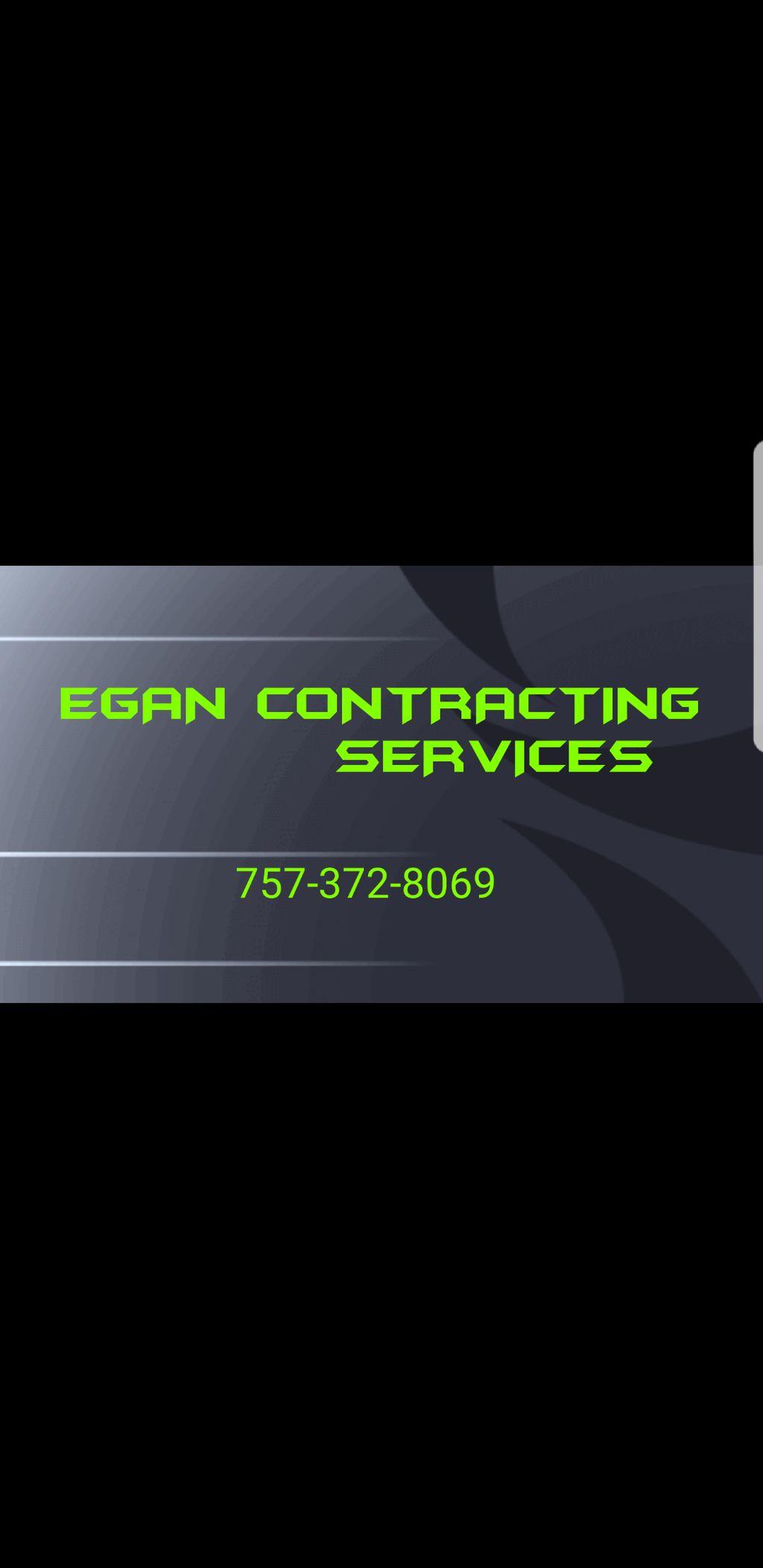 EGAN CONTRACTING SERVICES
