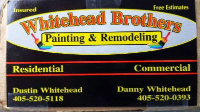 Avatar for Whitehead Bros. Painting & Remodeling, Inc