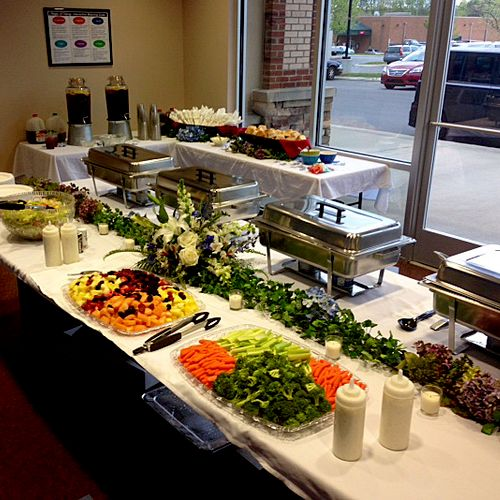 Corporate Breakfast, Lunch, Dinner