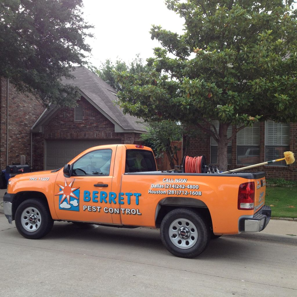 Berrett Pest Control-Austin Location