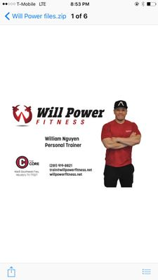 Avatar for WILL POWER FITNESS The Core Houston Galleria/Kirby Houston, TX Thumbtack