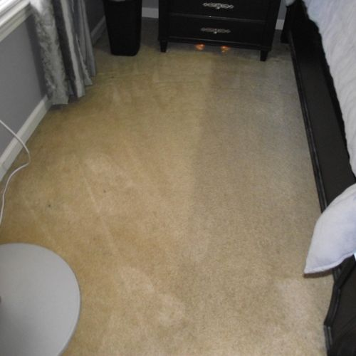 Just another example of our deep clean