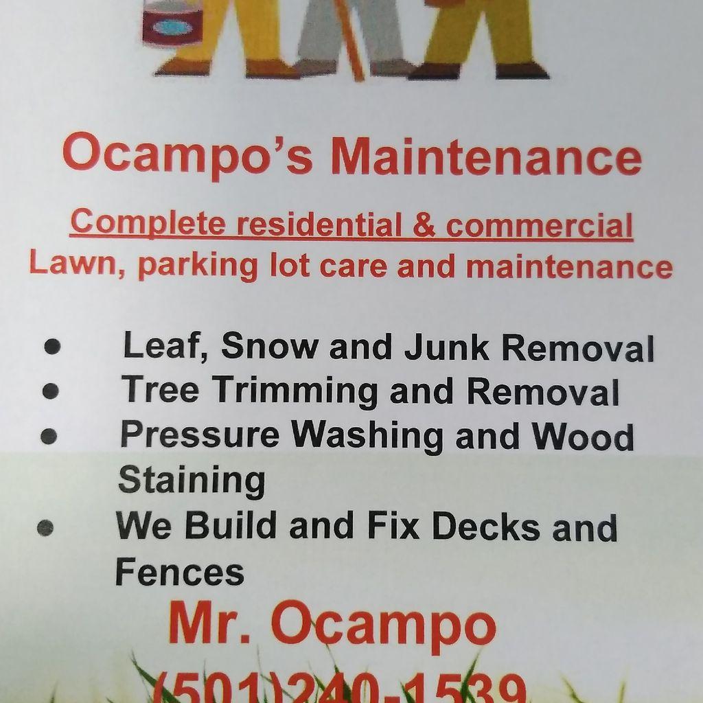 Ocampo's Maintenance & Odd Jobs