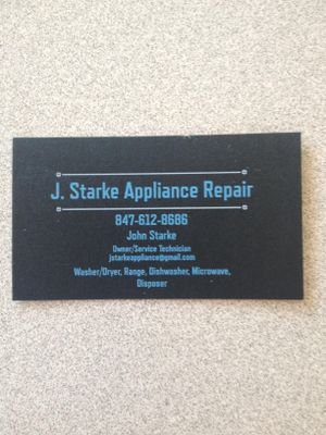 Avatar for J. Starke Appliance Repair Lake In The Hills, IL Thumbtack