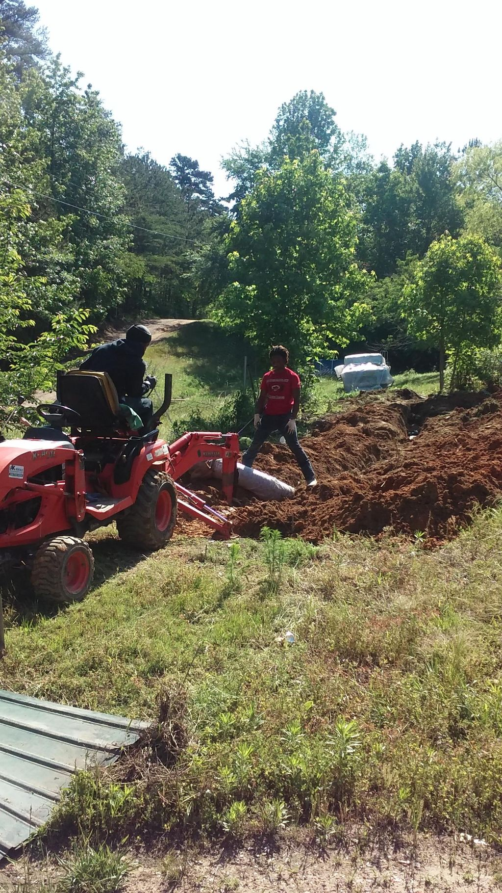 A&T Burrow Septic Tank and Sewer Service