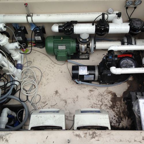 Commercial Pump System