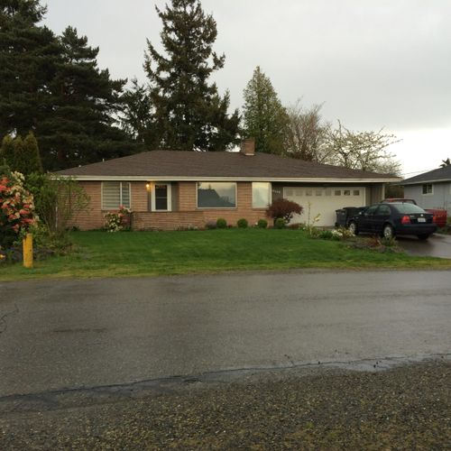 Single Family Home Managed