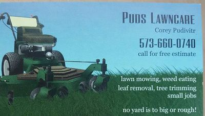 Avatar for puds lawn care and handy man services Doniphan, MO Thumbtack
