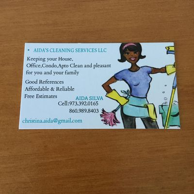 Avatar for Aidas cleaning services llc Basking Ridge, NJ Thumbtack