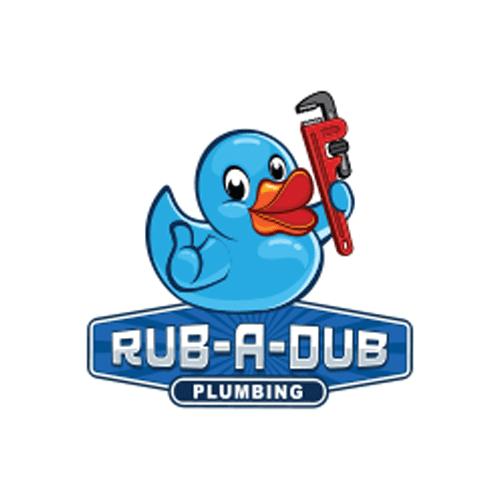 Rub-A-Dub Plumbing - Logo Design