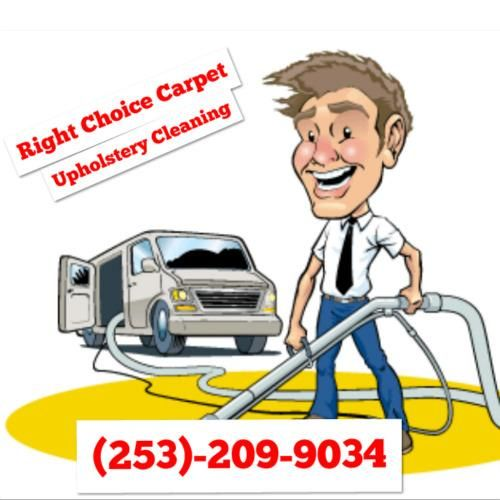 Right Choice Carpet & Upholstery Cleaning