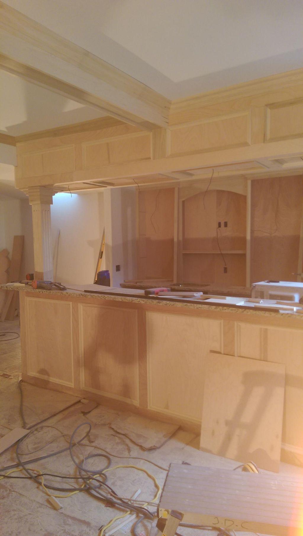 JDC Kitchen and Trim Carpentry
