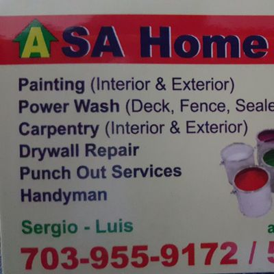 Avatar for Asa Home Services