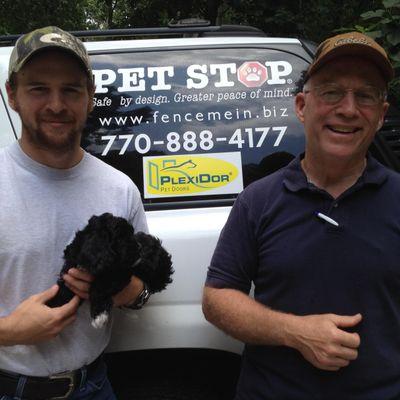 Avatar for PET STOP OF NORTH GEORGIA, INC. Hidden Fence Murrayville, GA Thumbtack