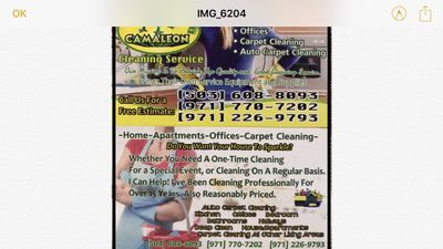 Avatar for Camaleon Cleaning Janitorial Services LLC