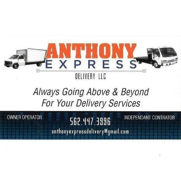 Anthony Express Delivery, LLC