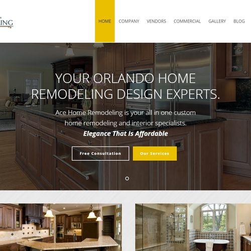 Ace Home Remodeling in Orlando, Florida