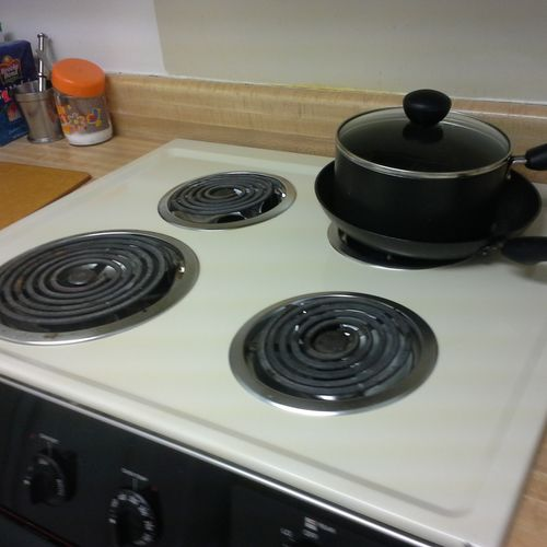 stove  AFTER