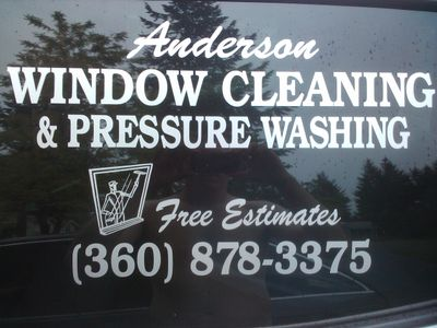 Avatar for Anderson Window Cleaning & Pressure Washing