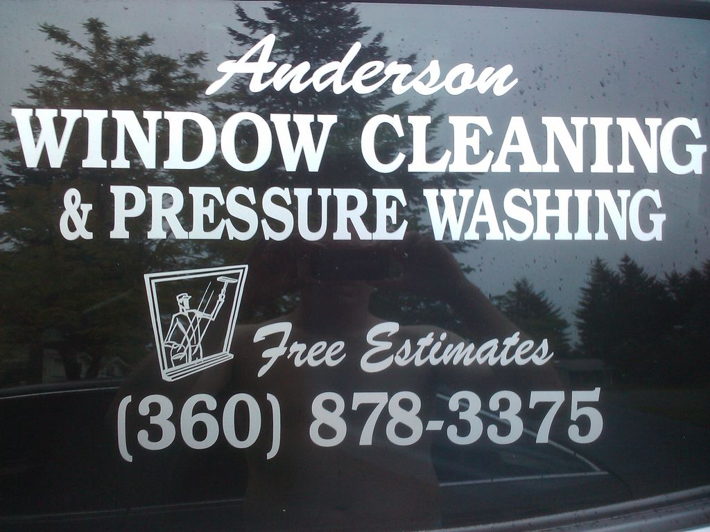 Anderson Window Cleaning & Pressure Washing