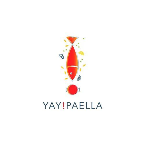 Logo Design : : Yay!Paella Catering
