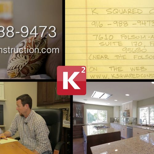 K Squared - the only choice for your Interior Design & Build company!