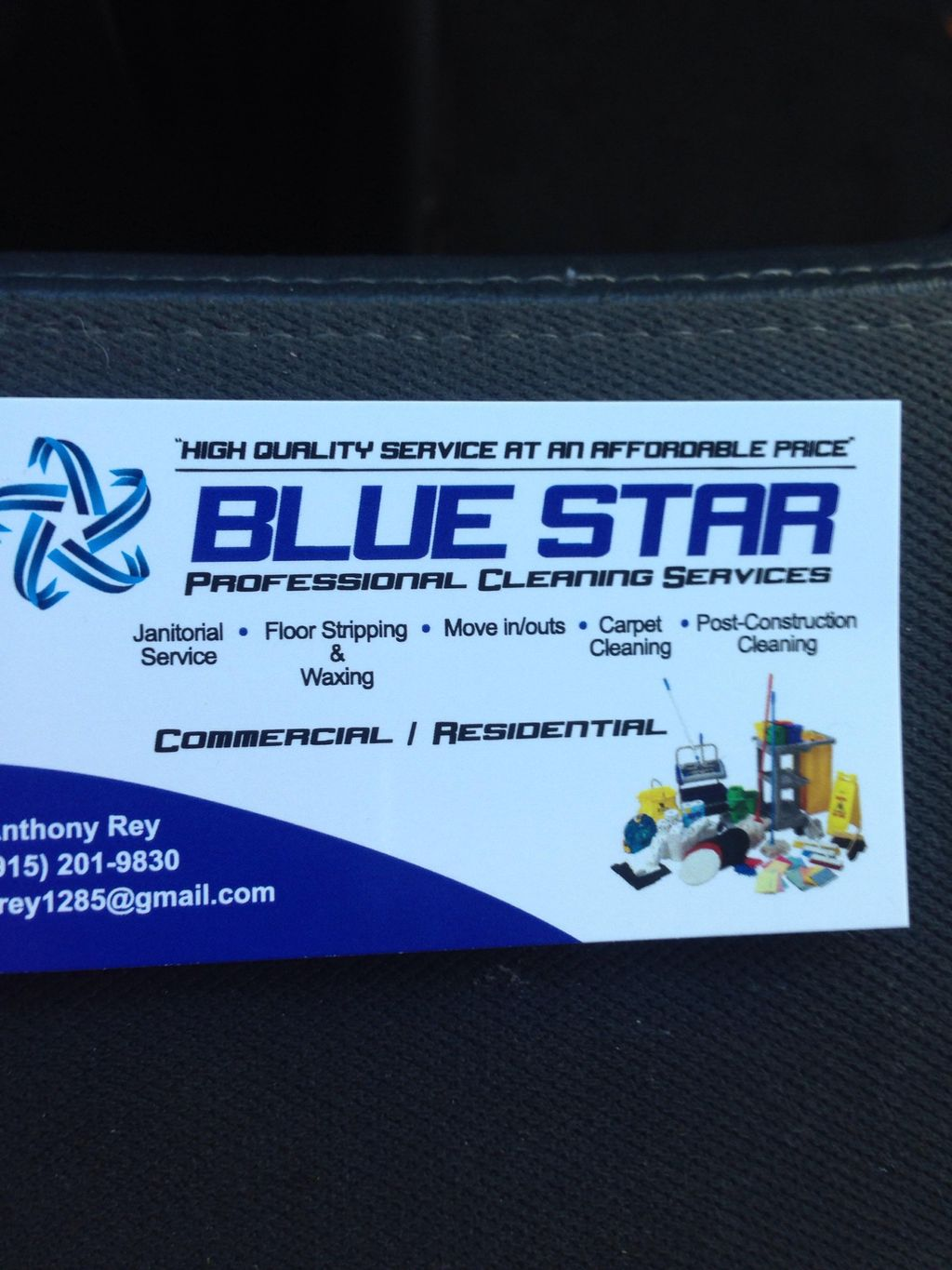 Blue Star Professional Cleaning Services