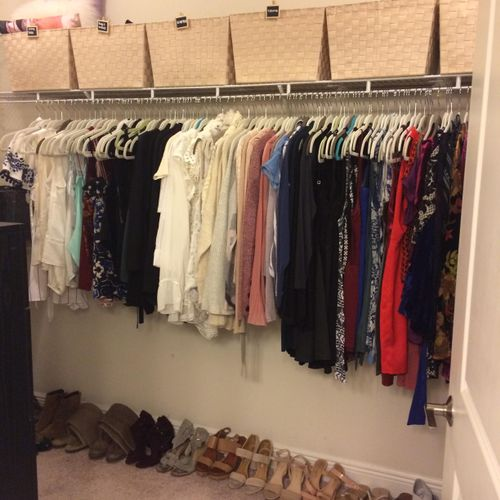 Simplicity Design - Closet