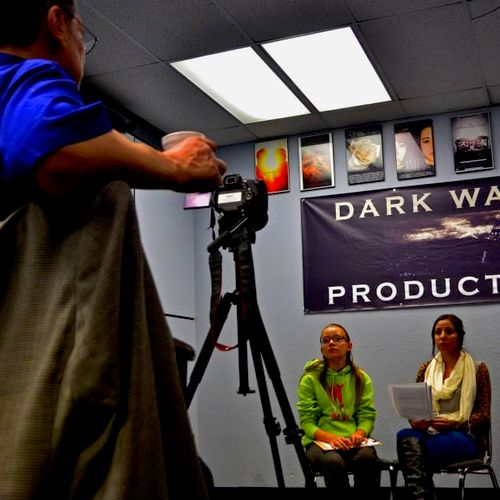 Coaching at Darkwater Productions