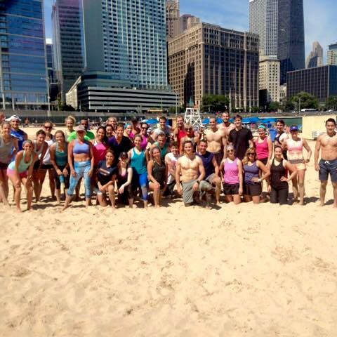 Live Better Beach Workout!